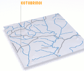 3d view of Kotobrinoi