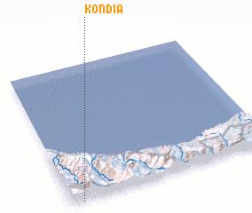 3d view of Kondia