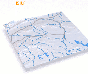 3d view of Isilf