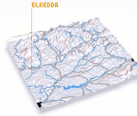 3d view of El Kedda