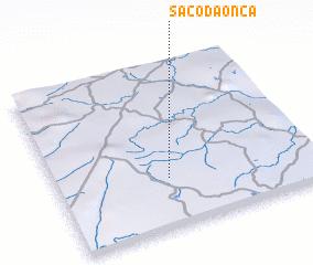 3d view of Saco da Onça
