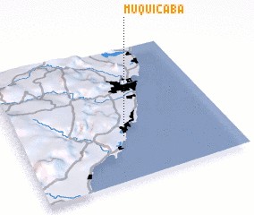 3d view of Muquiçaba