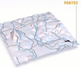 3d view of Prates
