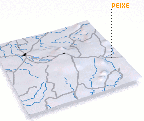 3d view of Peixe