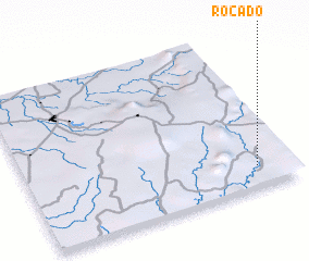 3d view of Roçado
