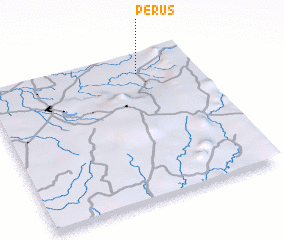 3d view of Perus