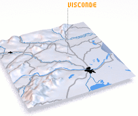 3d view of Visconde