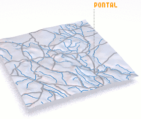 3d view of Pontal