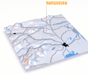3d view of Mangueira