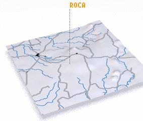 3d view of Roça
