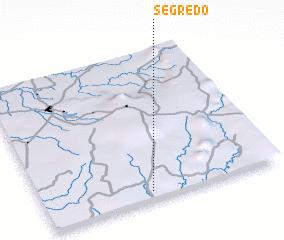 3d view of Segrêdo