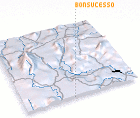 3d view of Bonsucesso