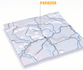 3d view of Paraúna