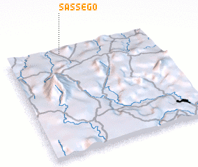 3d view of Sâssego