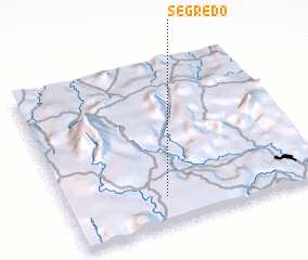 3d view of Segrêdo