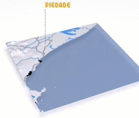 3d view of Piedade