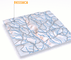 3d view of Ressaca