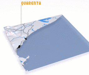 3d view of Quarenta