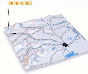 3d view of Bananeiras