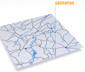 3d view of Garrafão
