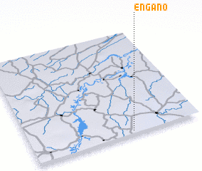3d view of Engano