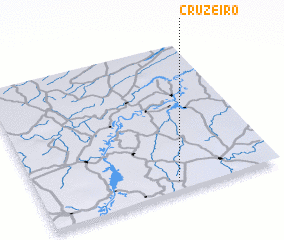 3d view of Cruzeiro