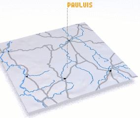 3d view of Pau Luís
