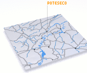 3d view of Pote Seco
