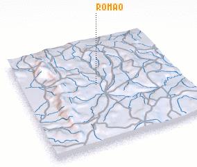 3d view of Romão