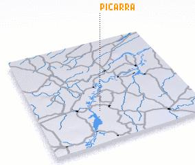 3d view of Piçarra