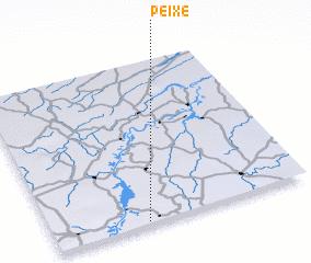 3d view of Peixe
