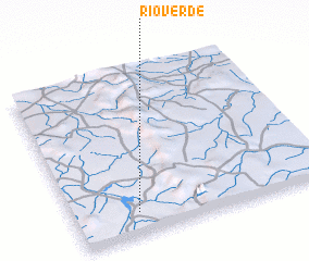 3d view of Rio Verde