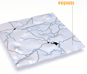 3d view of Pequeri