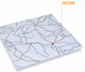 3d view of Jacu IV