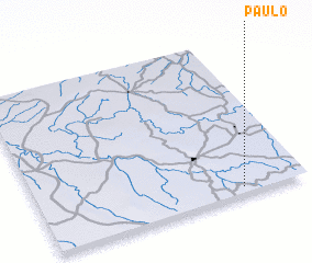3d view of Paulo