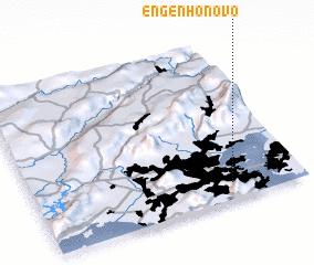 3d view of Engenho Novo