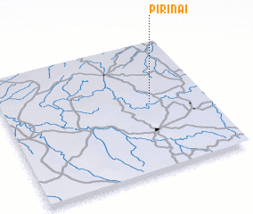3d view of Pirinã I