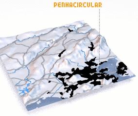 3d view of Penha Circular