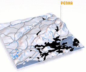 3d view of Penha