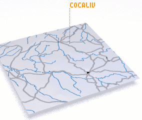 3d view of Cocal IV