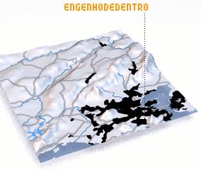 3d view of Engenho de Dentro