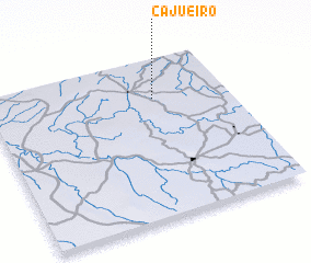 3d view of Cajueiro