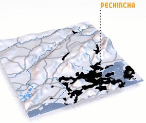 3d view of Pechincha