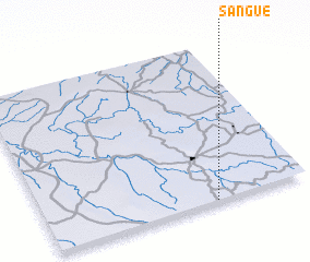 3d view of Sangue