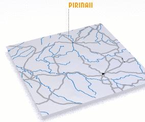 3d view of Pirinã II