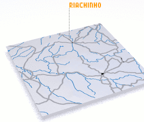 3d view of Riachinho