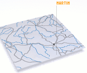 3d view of Martim