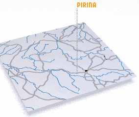 3d view of Pirinã