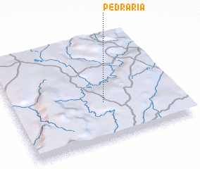 3d view of Pedraria