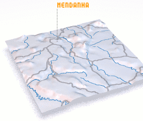 3d view of Mendanha